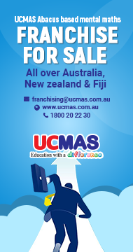 UCMAS Australia - HOMEPAGE TOWER - Live on 17/05/2018