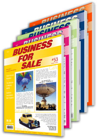 Australian Business For Sale Magazines
